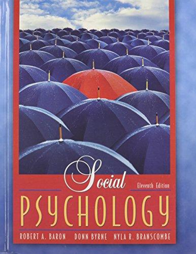 Social Psychology- Text Only