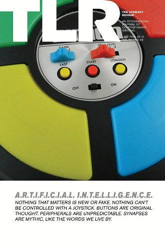 The Literary Review: Artificial Intelligence