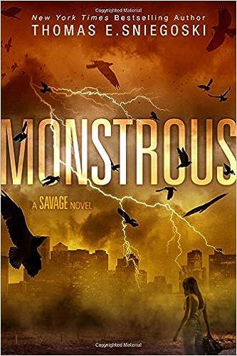 Amazon monstrous savage 9781481477185 thomas e amazon monstrous savage 9781481477185 thomas e sniegoski books fandeluxe Gallery