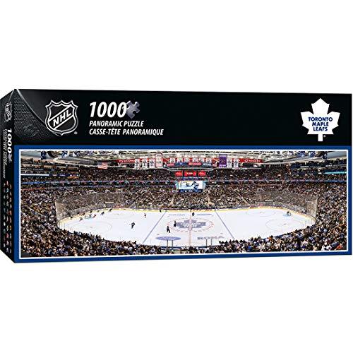 MasterPieces NHL Toronto Maple Leafs Arena Jigsaw Puzzle, 1000-Piece (Jigsaw Rug)