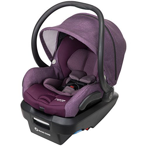 Maxi-Cosi Mico Max Plus Infant Car Seat, Nomad Purple ()