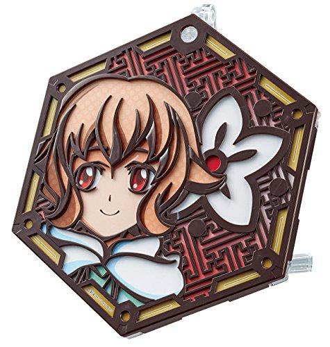 """Bandai Hobby Chara Stand Plate Atra Mixta """"Gundam Iron-Blooded Orphans"""" Action Figure"""