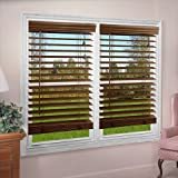 Best DEZ Furnishings Blinds - DEZ Furnishing QADO260480 2 in. Faux Wood Blind Review