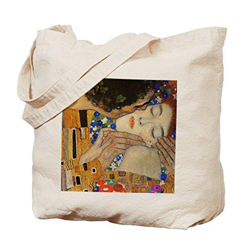 CafePress–Klimt–Gamuza de bolsa de lona bolsa, bolsa de la compra