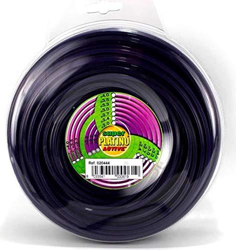 ACTIVE - Hilo para desbrozadora (diámetro 2, 4 mm): Amazon.es: Jardín