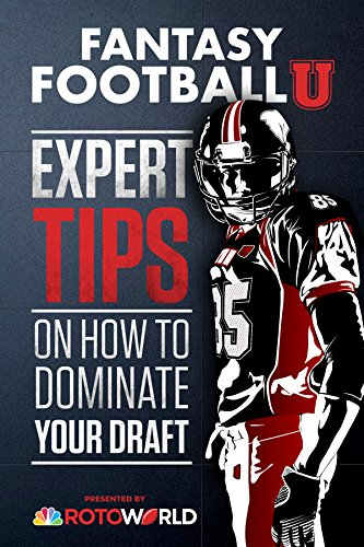 Fantasy Football U: Expert Tips on How to Dominate Your Draft cover