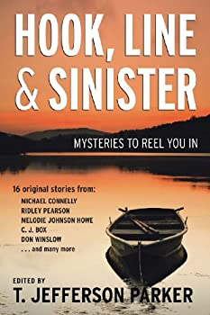 Hook, Line & Sinister: Mysteries to Reel You In 0881509795 Book Cover