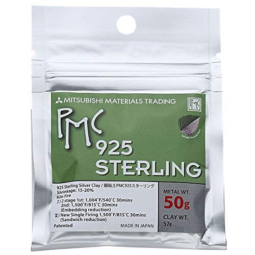 Image of Clay PMC Sterling Silver Clay - 50 Grams