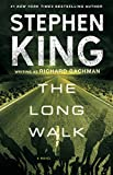 Book cover from The Long Walk by Stephen King