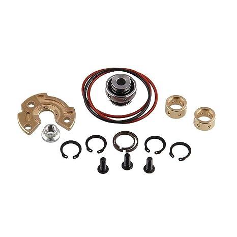 ETbotu T25 TB25 Turbo Turbocompresor Herramientas Piezas AAA Turbolader Teile Reparación Kits para Vehículo Coche Garrett