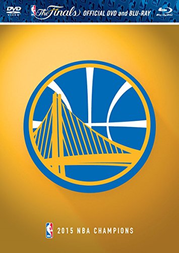 2015 NBA Championship: Highlights Golden State Warriors (Blu-ray / DVD Combo) (TM1691)