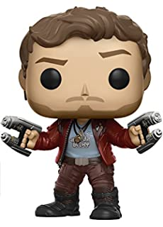 Funko POP Movies: Guardians of the Galaxy 2 Star Lord Toy Figure, Styles May