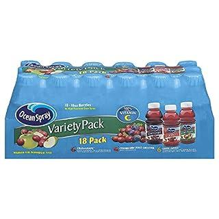 Ocean Spray Variety 18 Pk