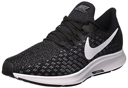 Nike Women's Air Zoom Pegasus 35 Running Shoe, 942855 (9 B(M) US, Black/Gunsmoke/Oil Grey/White) from Nike