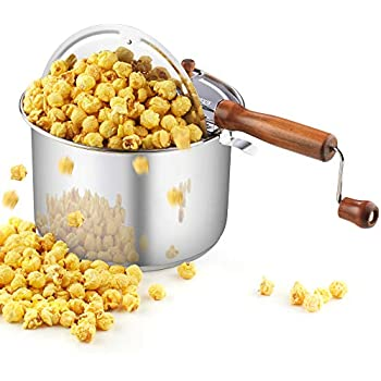 Amazoncom Great Northern Popcorn Original Stainless Steel Stove