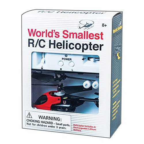 Westminster World's Smallest RC Helicopter, Assorted - Rc Helicopter From Amazon