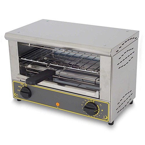 """Equipex  - 18"""" Melt 'N Toast Toaster Oven"""