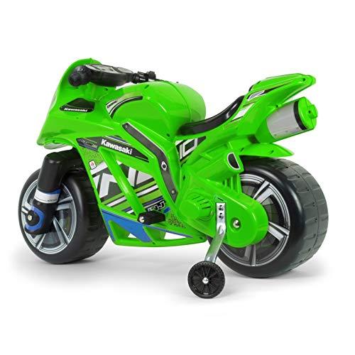 INJUSA- Moto Ninja Kawasaki, 12 V, para niños de más de 3 ...