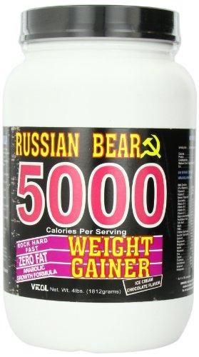 Vitol ours russe 5000, Ice Cream chocolat quatre-livres