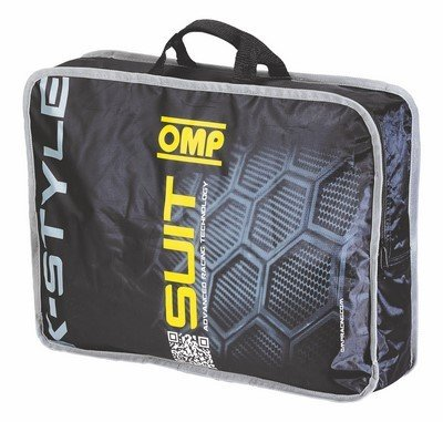 OMP OMPX//683//BK Karting Mono Bolsa