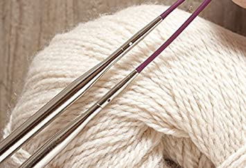 US 4-11 Radiant Knit Picks Options Wood Interchangeable Knitting Needles Set