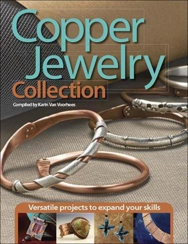 Copper Jewelry Collection: Versatile Projects to Expand Your Skills (Making Copper Jewelry)