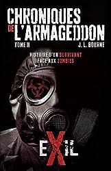 Les chroniques de l'Armageddon, Tome 2 : Exil