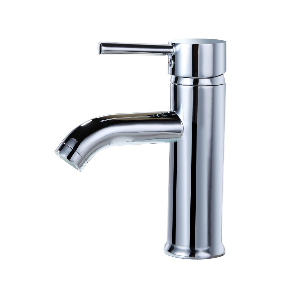 Design Your Kitchen With Pg Bison S Free Kitchen Design Tool: Durable Modeling KES Modern Bathroom Sink Faucet Single