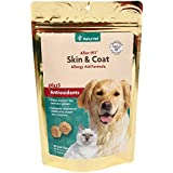 NATURVET 978034 Allergy Aid Soft Chew for Pets, 90-Count