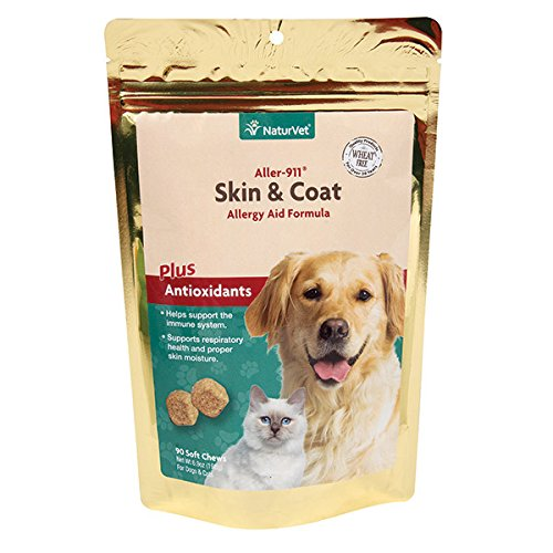 NATURVET 978034 Allergy Soft 90 Count product image