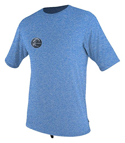 O'Neill Wetsuits UV Sun Protection Mens Basic Skins Tee Sun Shirt Rash Guard