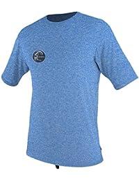 Men's Basic Skins UPF 50+ Short Sleeve Sun Shirt