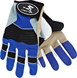 Timeship Free Riders Slide Gloves - [Large] Blue