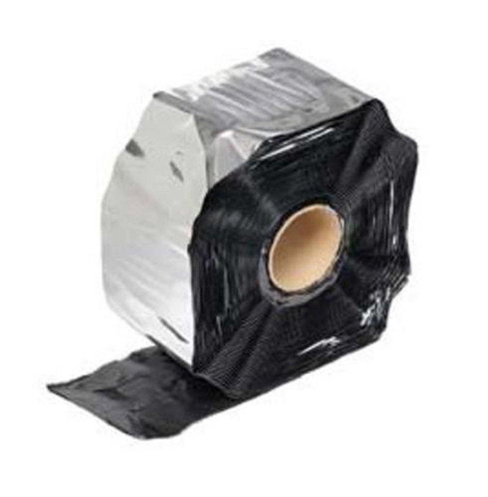 Imperial 7617 Extra Heavy Foil Trailer Repair Tape, Aluminum, 4'' W X 50' L