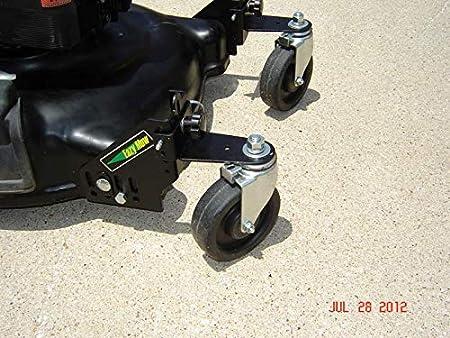 Amazon.com: Eazy MOW 396.001 universal Lawn Mower rueda de ...
