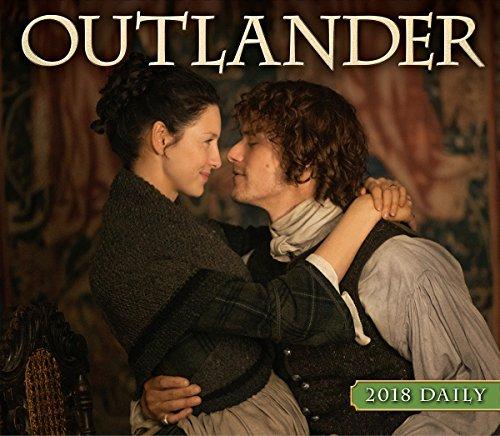 Outlander 2018 Boxed/Daily Calendar (CB0256)
