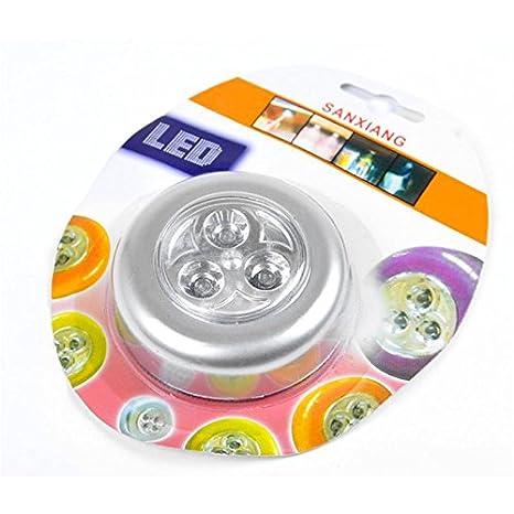 Lmpara porttil stick touch 3 Bombilla LED para casa Armario ropero