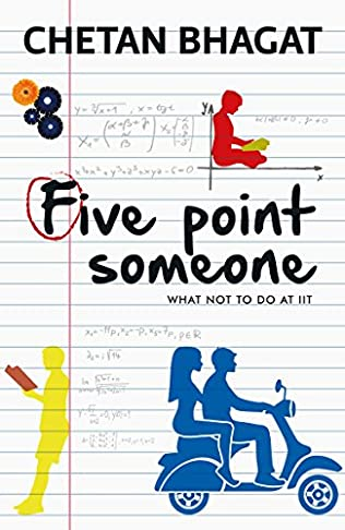 book cover of Five Point Someone