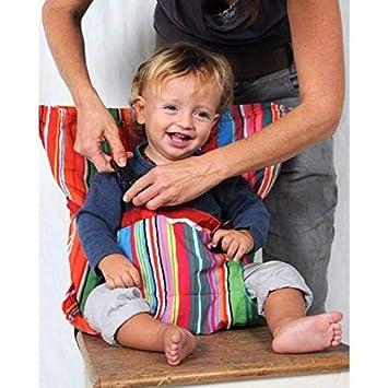 SNS 611 SackN Seat Kindersitz To-Go Gestreift