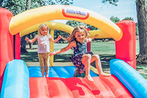 Little Tikes Inflatable Jump 'n Slide Bounce House w/heavy duty blower by Little Tikes (Image #3)