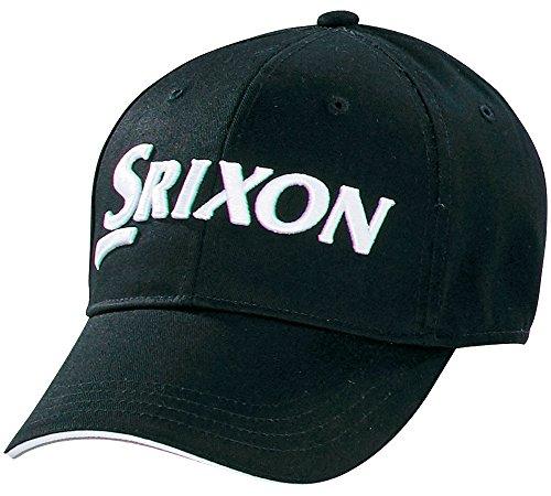 DUNLOP(ダンロップ) SRIXON キャップ  SMH6137 ブラック