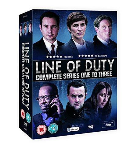 Line Of Duty: Series 1-3 -
