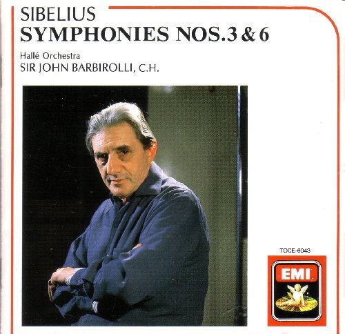 Sibelius: Symphonies Nos. 3 & 6 (Recorded May 1969 & May 1970 Kingsway Hall, London)