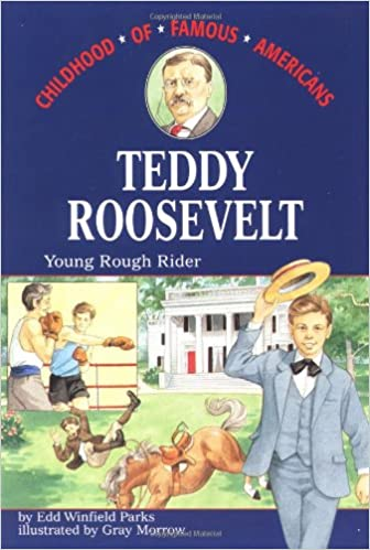 Teddy Roosevelt Young Rough Rider