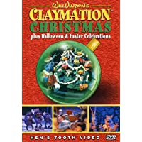 Claymation Christmas/Halloween