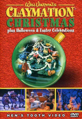 Will Vinton's Claymation Christmas Plus Halloween & Easter