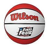 Wilson NCAA Final Four Official Size Rubber Basketball