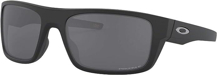 : Oakley Men's OO9367 Drop Point Rectangular