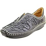 Pikolinos Jerez Moccasin 09Z-5956, Black Leather, 44 (US Men's 10.5-11) D-Medium