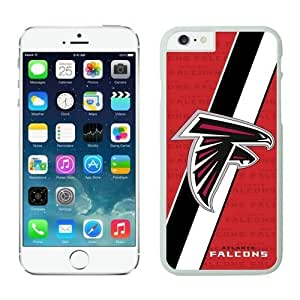 Atlanta Falcons Case For iPhone 6 White 4.7 inches by kobestar